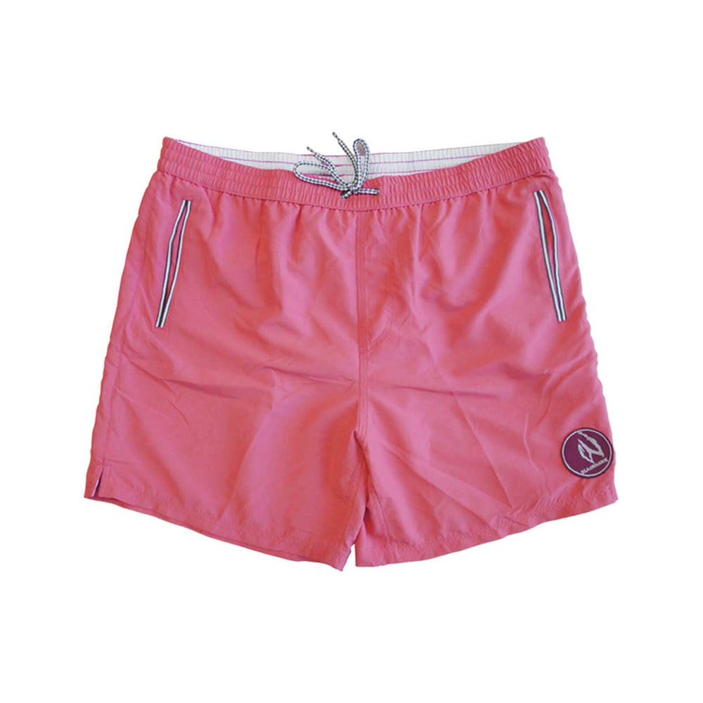 Mens Swim Beach Shorts Pink/Red BHACAPBS2