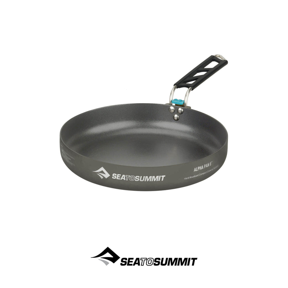 "Sea To Summit ALPHAPAN Halo Non-Stick 8"" Fry Pan"