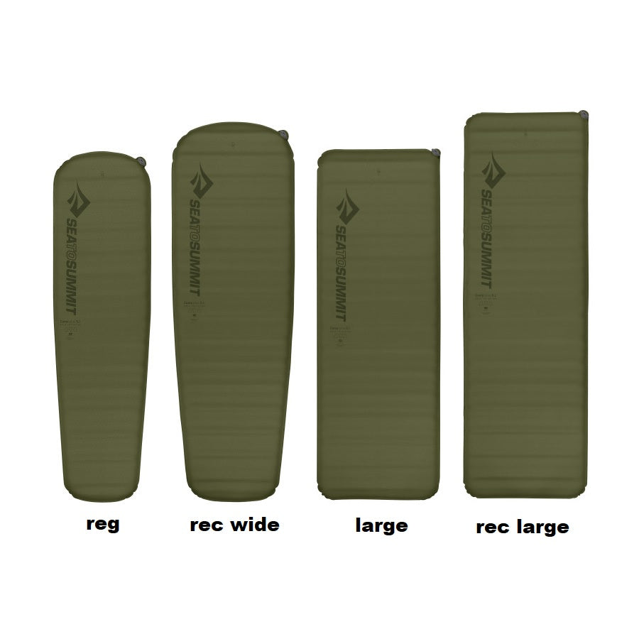 Sea To Summit Camp Plus Self Inflating Sleeping Mat