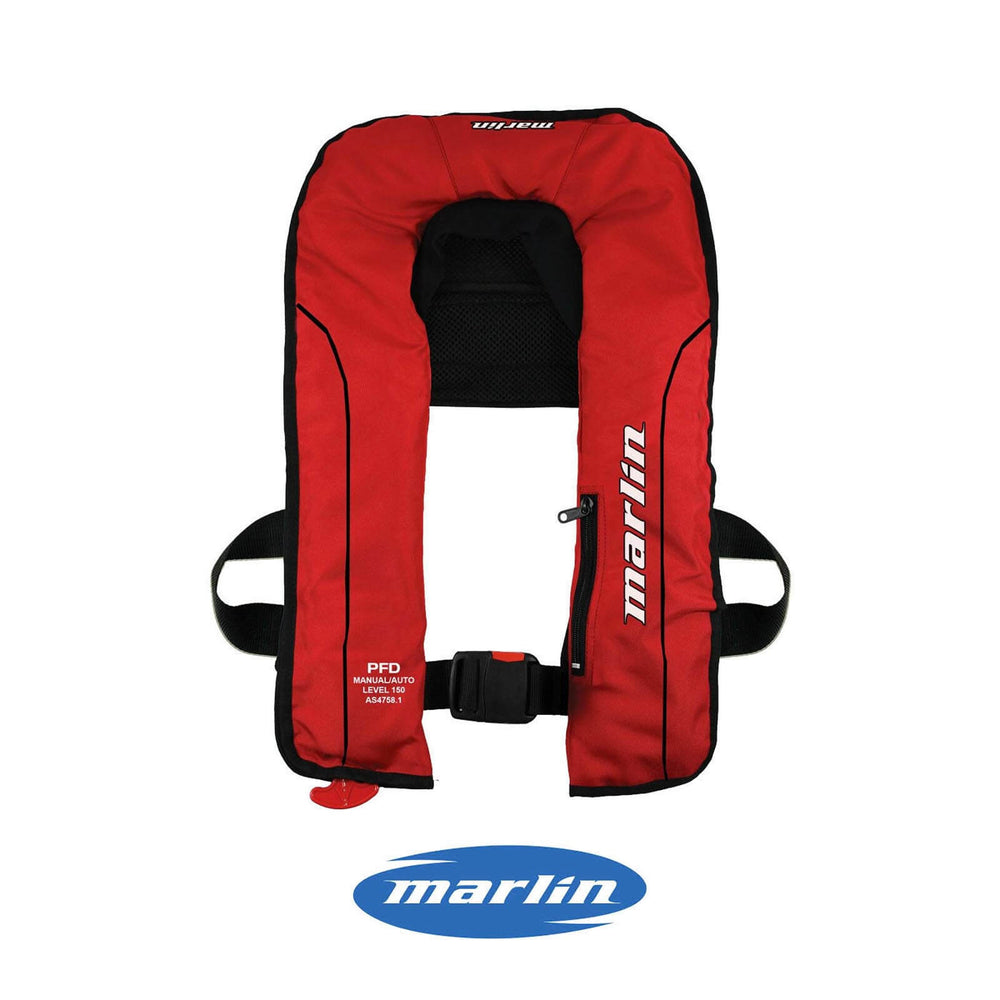 Marlin Automatic Inflatable PFD Lift Vest
