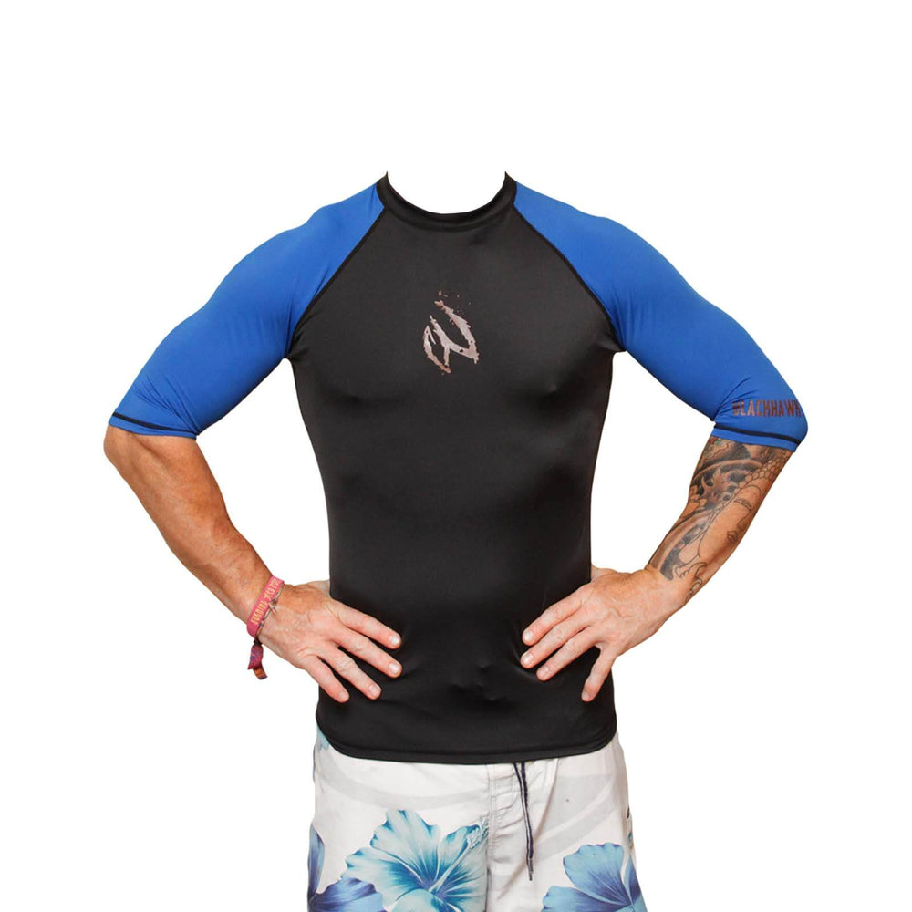 Short Sleeve Rash Vest - Blackhawk International