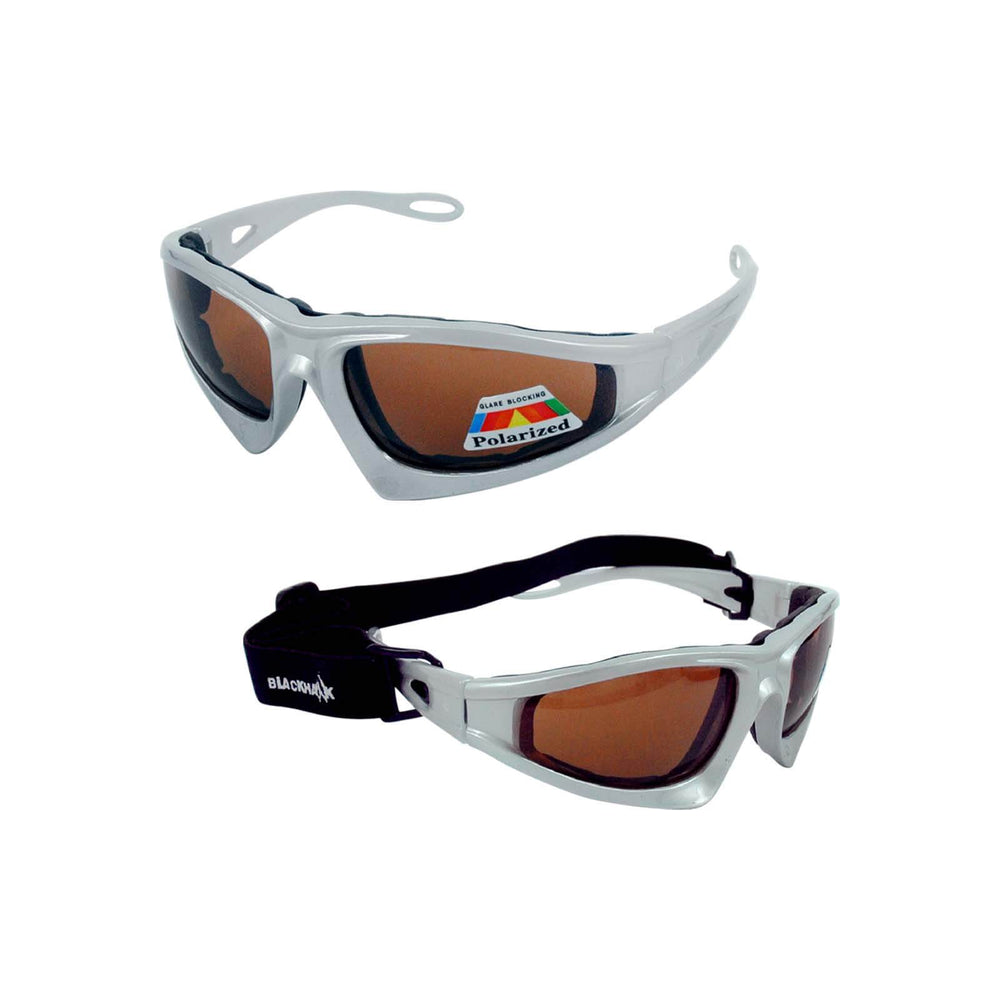 Float Sunglasses Silver - Blackhawk International