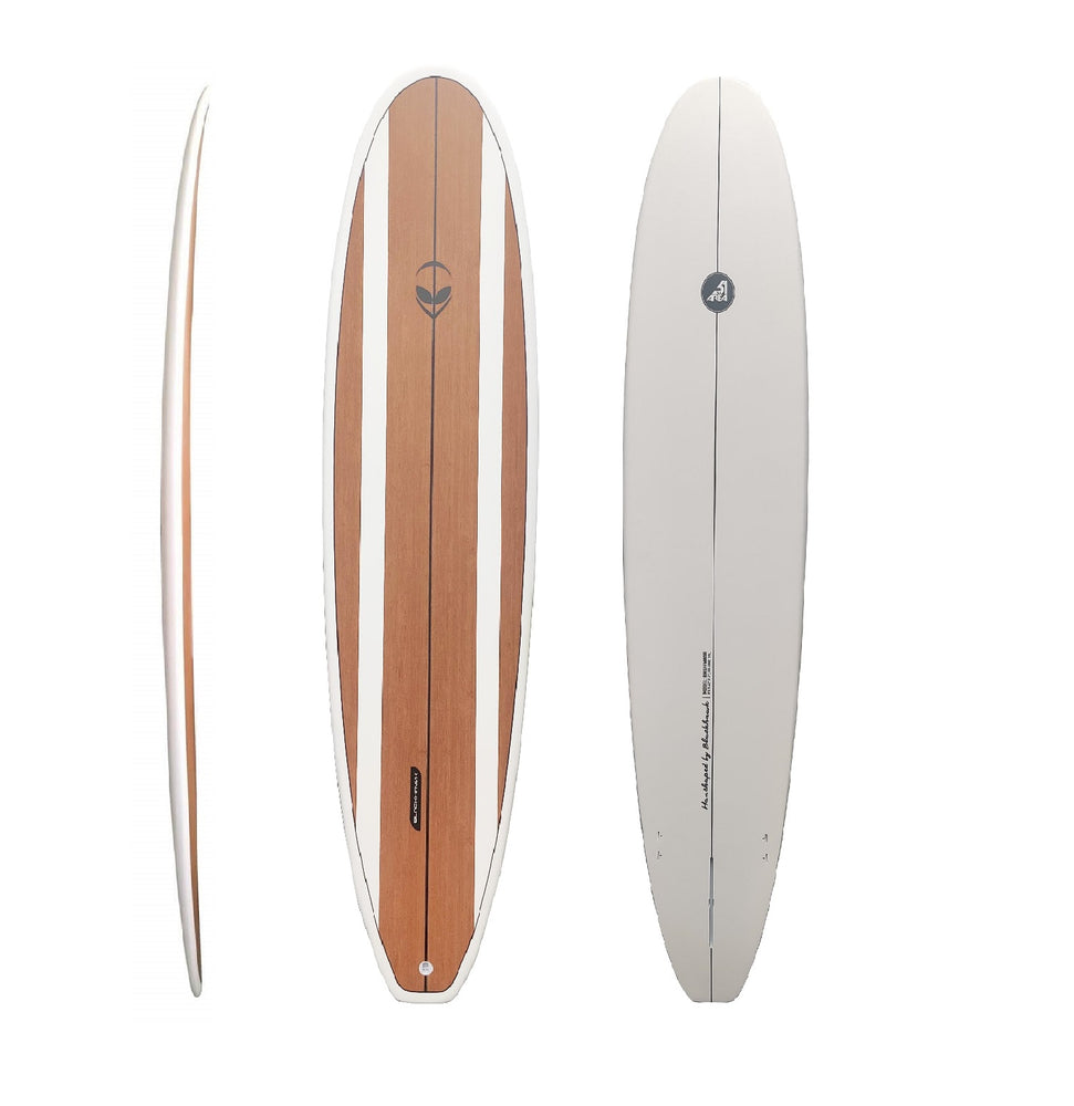 AREA51 Fun Mal 7' - 8'6 Surfboard Bamboo