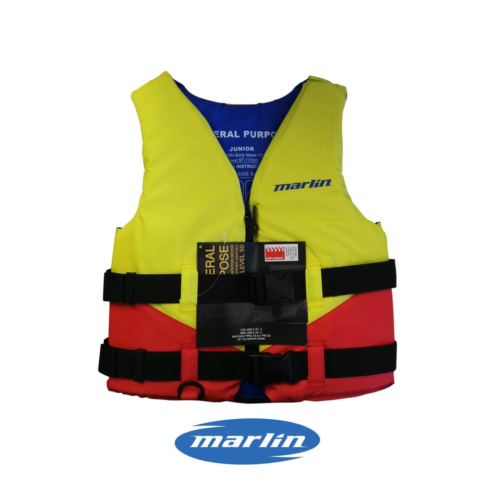 Marlin General Purpose Life Jacket LVL50 Junior