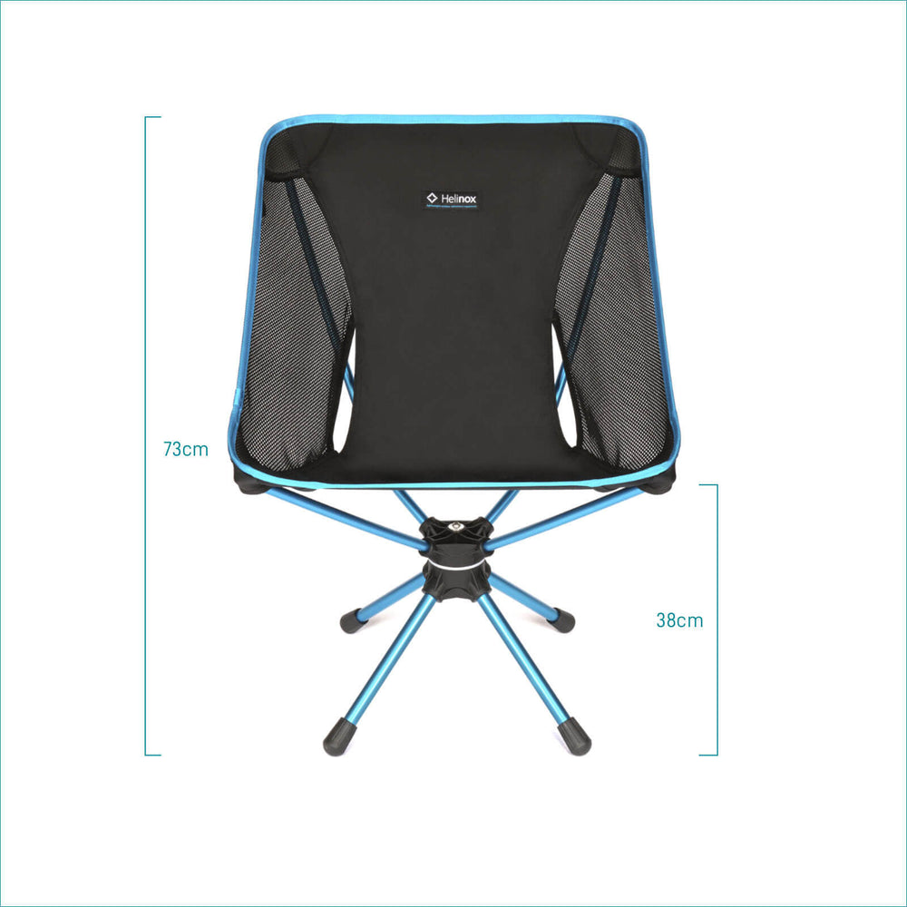 HELINOX Swivel Chair - Blackhawk International