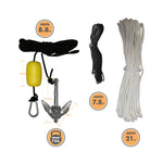Kayak Anchor Set - Blackhawk International
