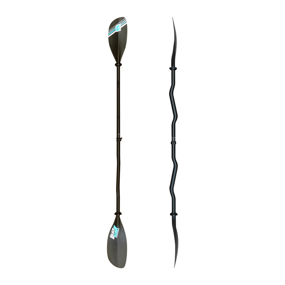 Ergonomic Shaft Ultra-light Carbon Kayak Paddle
