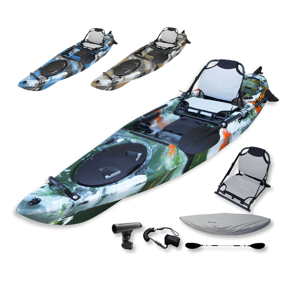 3.6M Pelican Fishing Kayak