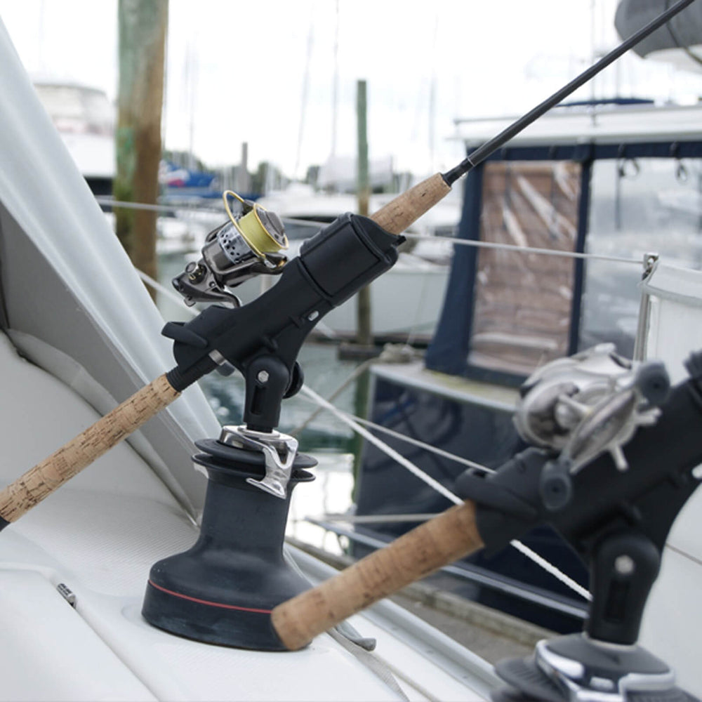 Railblaza Rod Holder II StarPort Kit Black