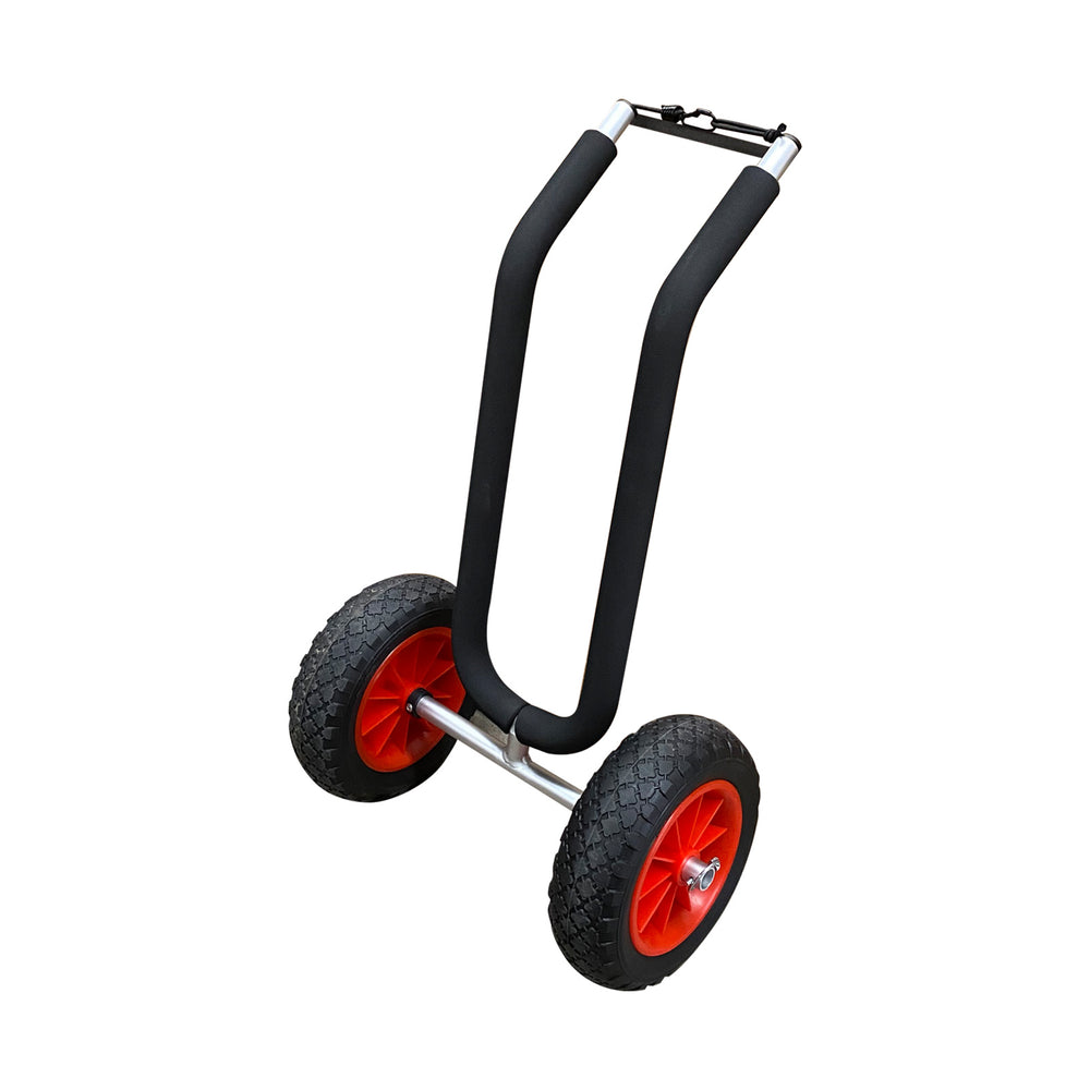 Pump free A/T wheels SUP Trolley