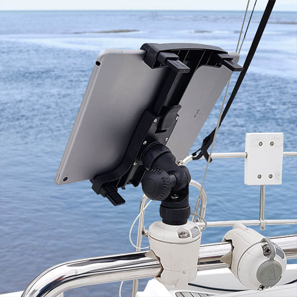 Railblaza ScreenGrabba R-Lock iPad/Tablet Holder & StarPort Kit - Blackhawk International