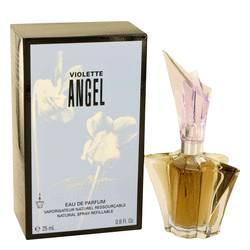 Angel Violet Eau De Parfum Spray Refillable By Thierry Mugler