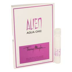 Alien Aqua Chic Vial (sample) By Thierry Mugler
