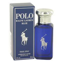 Polo Blue Eau De Toilette Spray By Ralph Lauren