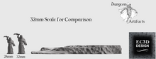Load image into Gallery viewer, Floating Ice Shelves - 15mm 28mm 32mm Wilds of Wintertide Wargaming Terrain D&D, DnD, Pathfinder, SW Legion, Warhammer