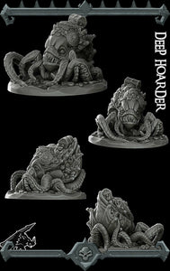 Deep Hoarder - Wargaming Miniatures Monster Rocket Pig Games D&D, DnD, Pathfinder, SW Legion, Warhammer