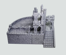 Load image into Gallery viewer, Stormguard - Garsley Stronghold 28mm 32mm Wargaming Terrain D&D, DnD, Pathfinder, SW Legion, Warhammer, 40k