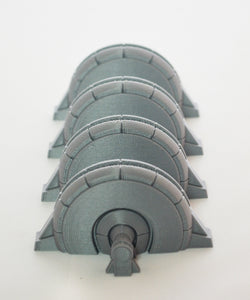 Hoth Shield Generator for wargaming 28mm 32mm - Star Wars Legion, Warhammer 40k