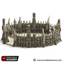 Load image into Gallery viewer, The Lost Islands - Fighting Pits - 28mm Wargaming Terrain D&D, Pathfinder, SW Legion, Warhammer, 40k, Pirates