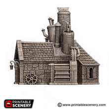 Load image into Gallery viewer, Dwarves, Elves and Demons - Dwarven Forge 28mm Wargaming Terrain D&D, Pathfinder, SW Legion, Warhammer, 40k, Steam