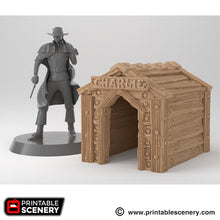 Load image into Gallery viewer, The Lost Islands - Dog House 15mm 28mm 32mm Wargaming Terrain D&D, DnD, Pathfinder, SW Legion, Warhammer, 40k, Pirates