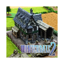 Load image into Gallery viewer, Winterdale - Tavern 15mm 28mm 32mm Wargaming Terrain D&D, DnD, Pathfinder, SW Legion, Warhammer, 40k, Sigmar