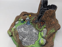 Load image into Gallery viewer, Place of Power - Sundered Heartwood Tree 15mm 28mm 32mm Wargaming Terrain D&D, DnD, Pathfinder, SW Legion, Warhammer