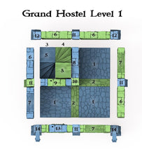 Load image into Gallery viewer, Clorehaven Grand Hostel - 28mm 32mm Goblin Grotto Wargaming Terrain D&D, DnD, Pathfinder, SW Legion, Warhammer 40k