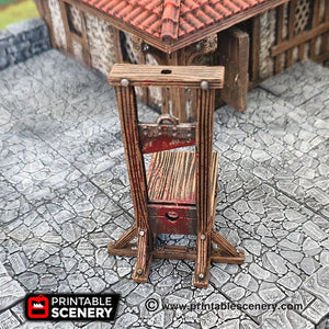 Torture Tools - 28mm 32mm Clorehaven and Goblin Grotto Wargaming Terrain Scatter D&D, DnD, Pathfinder, Warhammer, 40k