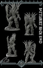 Load image into Gallery viewer, Battlebuilt Blade Lord - Wargaming Miniatures Monster Rocket Pig Games D&D, DnD, Pathfinder, SW Legion, Warhammer