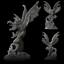 Load image into Gallery viewer, Death Wing - Wargaming Miniatures Monster Rocket Pig Games D&D, DnD, Pathfinder, SW Legion, Warhammer