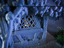 Load image into Gallery viewer, House of the Healer - 15mm 28mm 32mm City of Tarok Wargaming Terrain Scatter D&D DnD Pathfinder Warhammer 40k