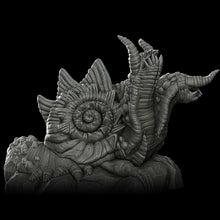 Load image into Gallery viewer, Fortress Slug - Wargaming Miniatures Monster Rocket Pig Games D&D, DnD, Pathfinder, SW Legion, Warhammer