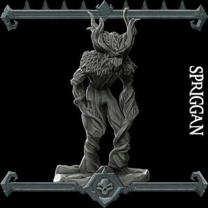 Spriggan - Wargaming Miniatures Monster Rocket Pig Games D&D, DnD, Pathfinder, SW Legion, Warhammer