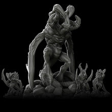 Load image into Gallery viewer, Swarmers - Wargaming Miniatures Monster Rocket Pig Games D&D, DnD, Pathfinder, SW Legion, Warhammer