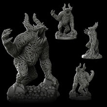 Load image into Gallery viewer, Hornjaw - Wargaming Miniatures Monster Rocket Pig Games D&D, DnD, Pathfinder, SW Legion, Warhammer