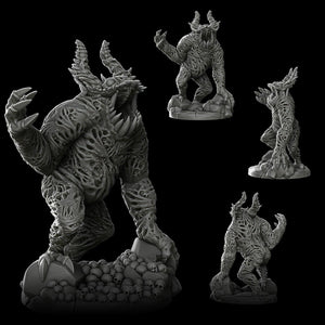 Hornjaw - Wargaming Miniatures Monster Rocket Pig Games D&D, DnD, Pathfinder, SW Legion, Warhammer