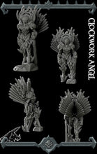 Load image into Gallery viewer, Clockwork Angel - Wargaming Miniatures Monster Rocket Pig Games D&D, DnD, Pathfinder, SW Legion, Warhammer