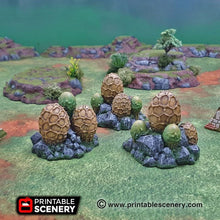 Load image into Gallery viewer, Spudlings - 15mm 28mm 32mm 42mm Brave New Worlds New Eden Terrain Scatter D&D DnD Pathfinder Warhammer 40k