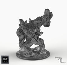 Load image into Gallery viewer, Stone Golem - Skyless Realms EC3D Forgotten Realms Wargaming Miniatures D&D DnD Pathfinder SW Legion Warhammer