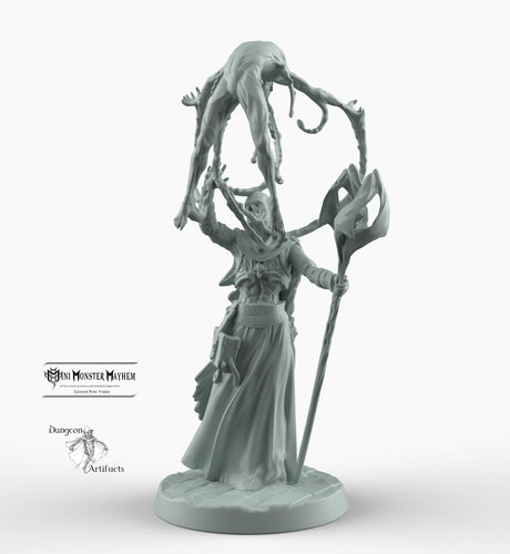 Blood Sacrifice - Mini Monster Mayhem Wargaming Miniatures Games D&D, DnD, Pathfinder, SW Legion, Warhammer