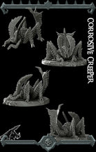 Load image into Gallery viewer, Rust Monster - Corrosive Creeper - Wargaming Miniatures Monster Rocket Pig Games D&D, DnD, Pathfinder, SW Legion, Warhammer