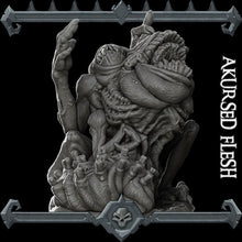 Load image into Gallery viewer, Akursed Flesh - Acursed Flesh Wargaming Miniatures Monster Rocket Pig Games D&D, DnD, Pathfinder, SW Legion, Warhammer