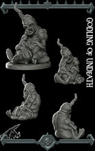 Load image into Gallery viewer, Godling of Undeath - Wargaming Miniatures Monster Rocket Pig Games D&D, DnD, Pathfinder, SW Legion, Warhammer