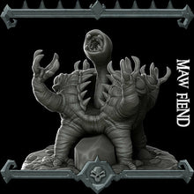 Load image into Gallery viewer, Maw Fiend - Wargaming Miniatures Monster Rocket Pig Games D&D, DnD, Pathfinder, SW Legion, Warhammer