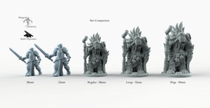 Orc Shaman - Miniatures Monster Rocket Pig Games D&D, DnD, Pathfinder, SW Legion, Warhammer