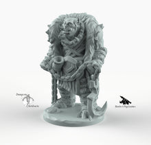 Load image into Gallery viewer, Orc Tracker - Miniatures Monster Rocket Pig Games D&D, DnD, Pathfinder, SW Legion, Warhammer