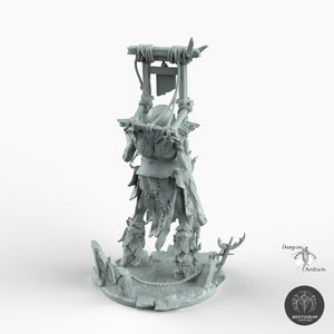 The Gilliot - Bestiarum Miniatures Wargaming D&D DnD Pathfinder SW Legion Warhammer