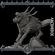 Load image into Gallery viewer, Archavian - Wargaming Miniatures Monster Rocket Pig Games D&D, DnD, Pathfinder, SW Legion, Warhammer