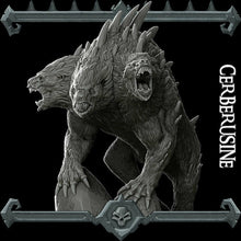 Load image into Gallery viewer, Cerberusine - Wargaming Miniatures Rocket Pig Games D&D DnD Pathfinder SW Legion Warhammer
